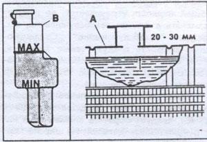штуцер радиатора Nissan Micra
