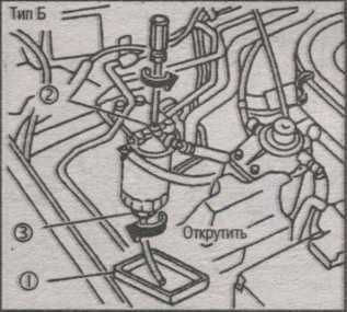 фильтр топливный ниссан х трейл 31 дизель