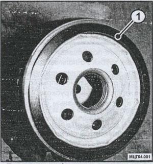 уплотнительное кольцо масляного фильтра Nissan Patrol