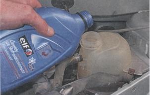 охлаждающая жидкость для Renault Sandero