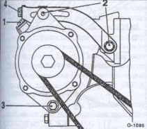 Генератор Opel Corsa B / Tigra с 1993 года