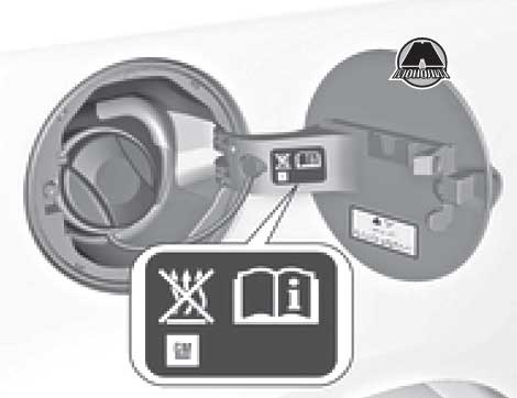 Индикатор топлива Opel Meriva