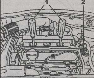 катушки зажигания Opel Vectra C, катушки зажигания Opel Signum