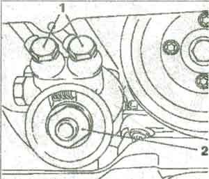 масляный радиатор Opel Astra H