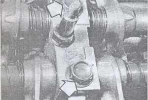 механизм газораспределения Opel Monterey, механизм газораспределения Isuzu Trooper