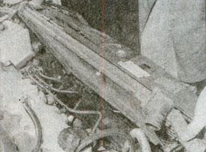 радиатор двигателя Opel Vectra