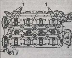 уплотнительная прокладка Opel Vectra C, уплотнительная прокладка Opel Signum
