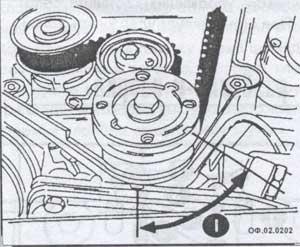зубчатый ремень Opel Frontera