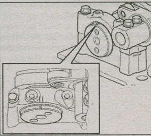 как отрегулировать клапана на вольво 460