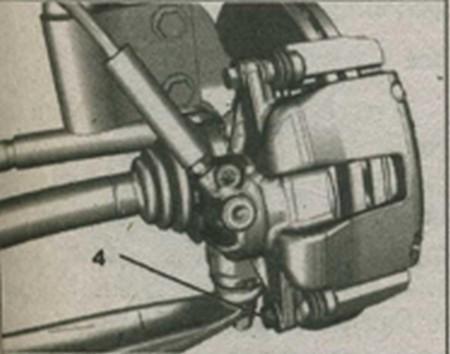 передние тормозные колодки Peugeot 308 фирмы Bosch