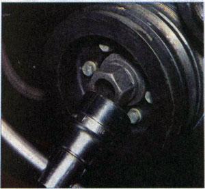 передний сальник ГАЗ 3302, коленчатый вал ГАЗ 3302