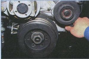 шкив коленчатого вала ГАЗ 3302