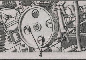 гидроусилитель руля Peugeot 407
