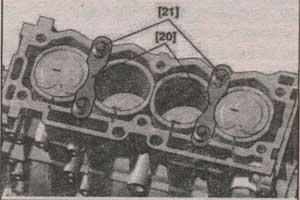 гильзы в сборе Peugeot 307
