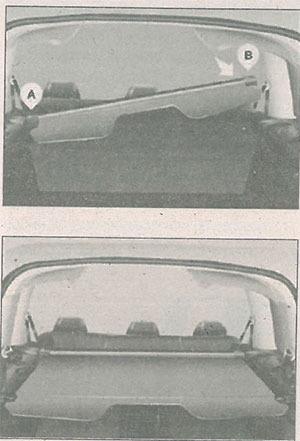 Левый конец намотчика Peugeot Partner