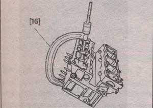 клапан Peugeot 307