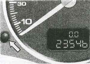 масляный щуп Peugeot 307 SW
