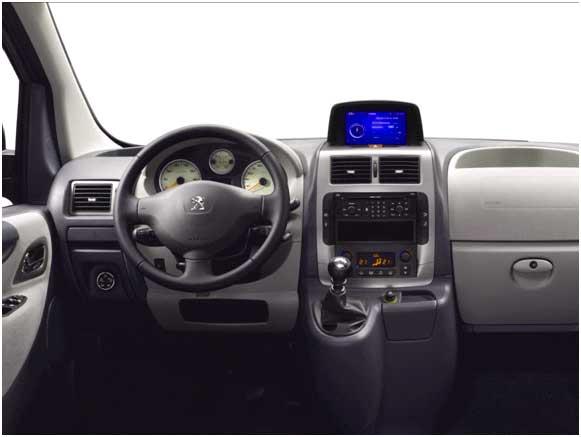 панель приборов Peugeot Expert, панель приборов Citroen Jumpy, панель приборов Fiat Scudo