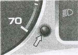 подсветка панели Peugeot 307 SW