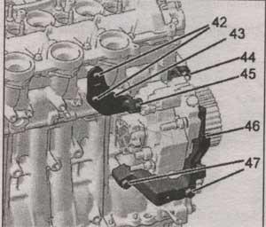 тполивный насос высокого давления Peugeot Partner, тполивный насос высокого давления Citroen Berlingo