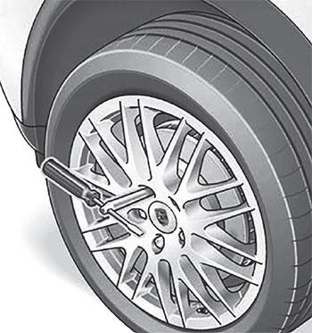 Колесные болты Porsche Cayenne