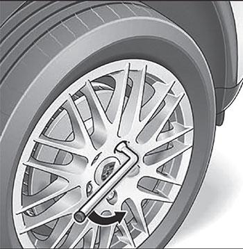 Монтажные приспособления Porsche Cayenne