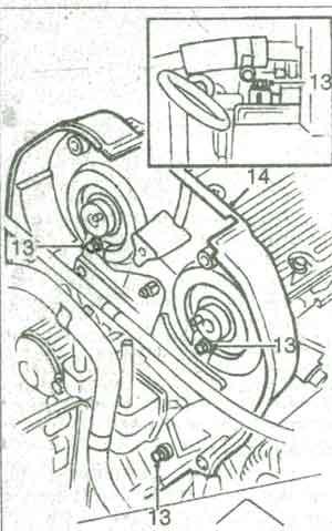 блок цилиндров Rover 400