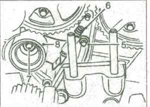 привод ГРМ Rover 400