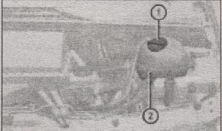 расширительный бачек Mercedes Vito