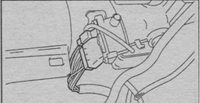разъемы замка зажигания Suzuki Liana