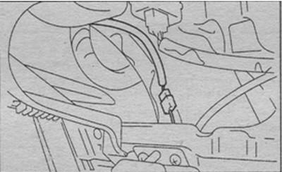 разъем звукового сигнала Suzuki Liana