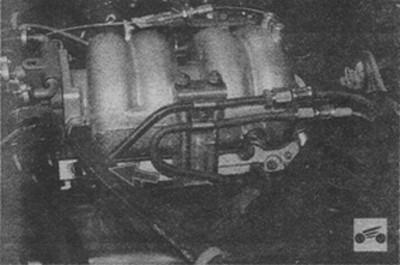 двигатель автомобиля Lada Vaz 2104