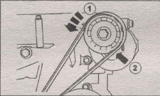 ремень привода вспомогательных агрегатов Volvo S40 2003 года