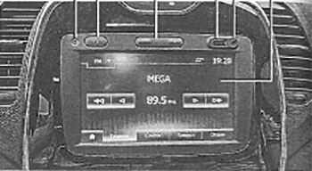 Аудиосистема Renault Kaptur