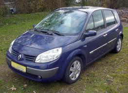 Автомобиль Renault Scenic, автомобиль Рено Сценик