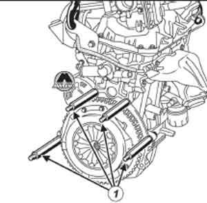 блок цилиндров Renault, блок цилиндров Dacia Lodgy
