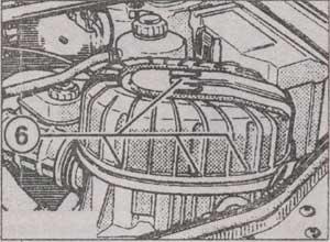 фильоующий элемент Renault Megane, фильоующий элемент Renault Scenic