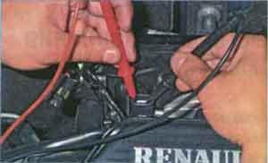 датчик дроссильной заслонки Renault Logan