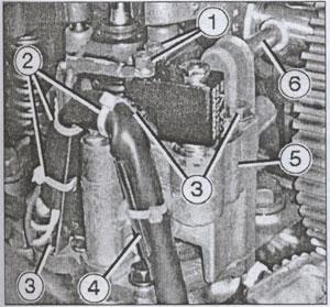 топливные форсунки Renault Premium DXi11