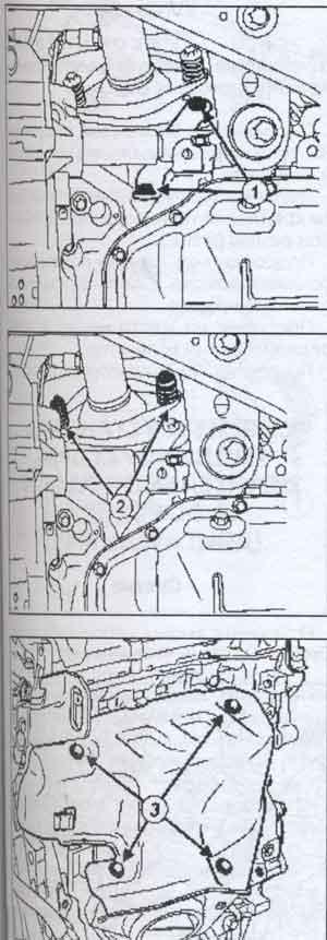 экран теплозащиты Renault Clio 3
