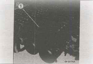 Пластмассовая крышка Renault Magnum