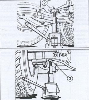 пневматическая подвеска Renault Magnum E-Tech