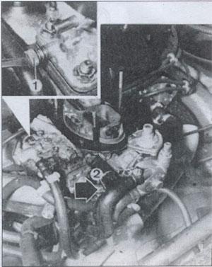 поплавковая камера Renault 25