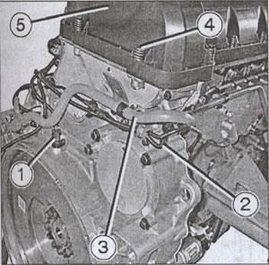 проводка Renault Premium DXi11