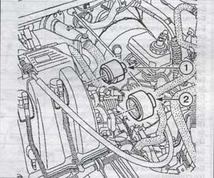 распредвал Renault Megane II