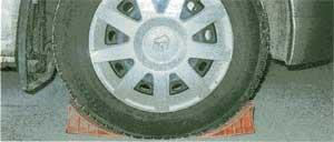 стояночный тормоз Renault Logan
