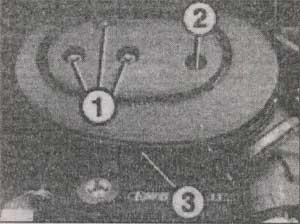 воздушный фильтр Renault Megane, воздушный фильтр Renault Scenic