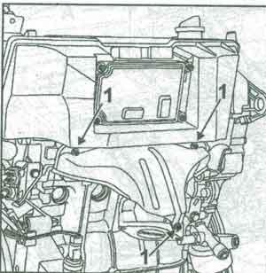 выпускной коллектор Renault Twingo