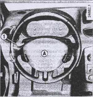 звуковой сигнал Renault Clio 3