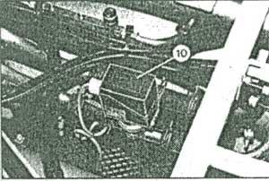 клапан шкафа Setra S300